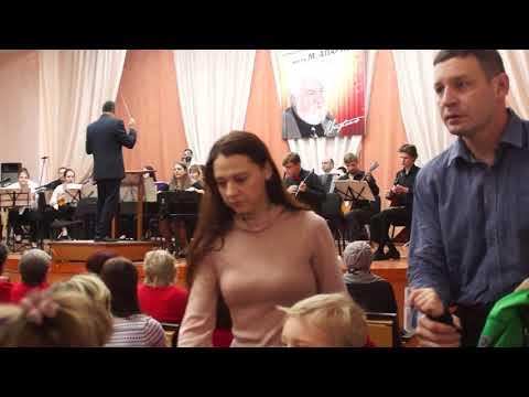 Концерт памяти Михаила Апарнева в Бийском музыкальном колледже