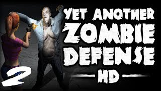 "The FGN Crew Plays: YET ANOTHER ZOMBIE DEFENSE HD #2 ""Money Hungary"""