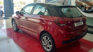 2018 New Hyundai 2018 ELITE i20 Asta Variant Red Passion Dual Tone Colour Walkaround!!