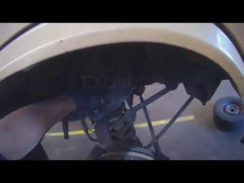 Repeat VW T3: Front Upper Control Arm Bushing replacement by