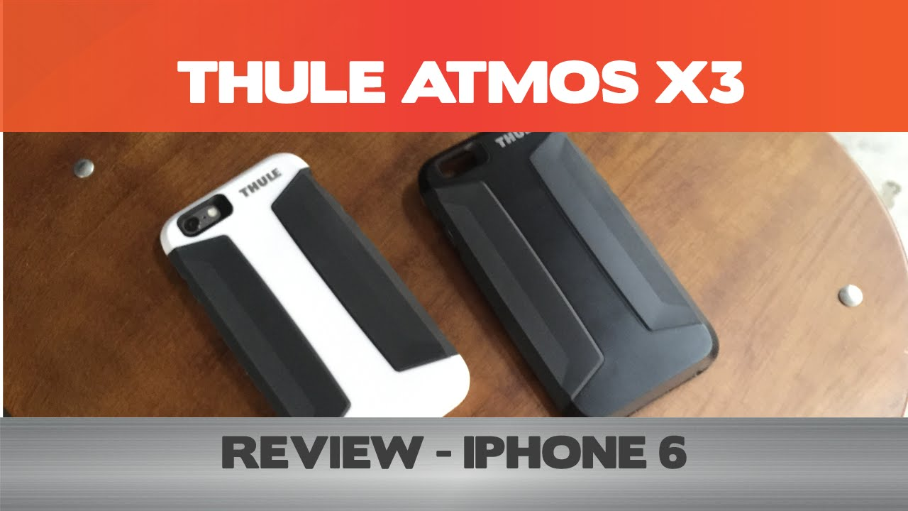 los angeles b47ce 0ea65 Thule Atmos X3 Review - iPhone 6/6 Plus