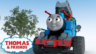 Thomas the Rescue Engine   BRAND NEW   Magical Birthday Wishes   Thomas & Friends™   Kids Cartoons