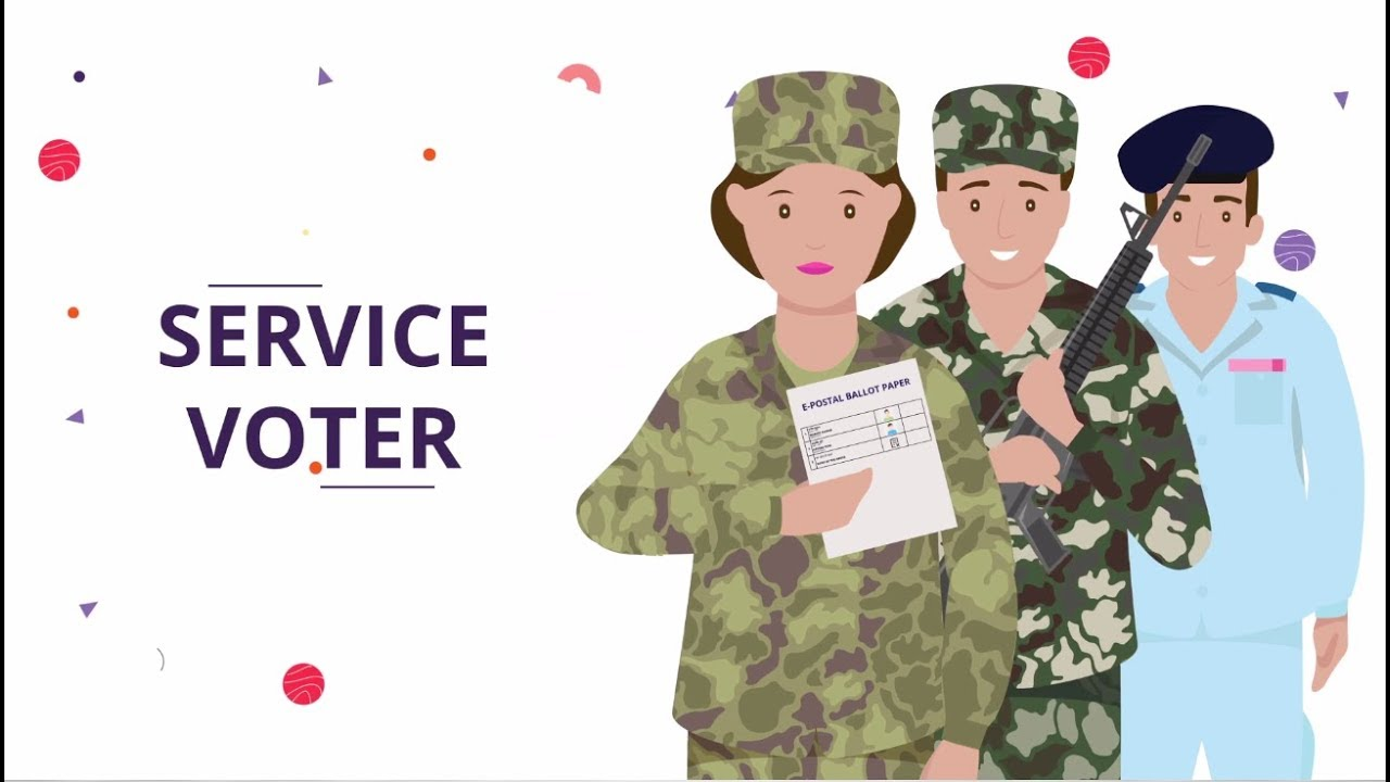 ECI : Service Voters' Portal