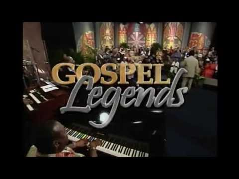 Gospel Legends - What A Fellowship - Rev. Milton Biggham