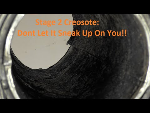 Creosote Removal And Prevention Series Part 2 Stage 2