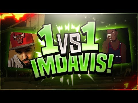 IMDAVISS vs ORLANDO - UNDEFEATED AGAINST DRIBBLE GODS!!!