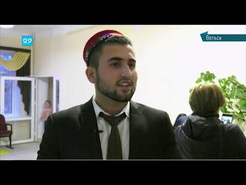 01.11.2018  Иностранная делегация в Вельске