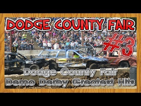 Demolition Derby #3 Greatest Hits from the Dodge County Fair