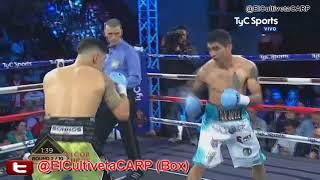 (La Pelea del Año) Barrionuevo vs Verón - Completa - Boxeo de Primera I El Cultiveta Box