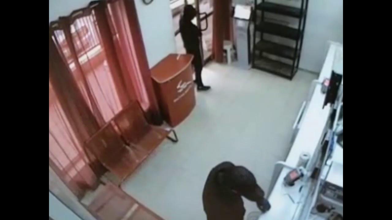 שוד מזויין בסניף דואר בשכונת רמות