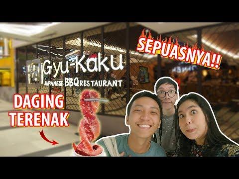 ALL YOU CAN EAT JAPANESE BBQ At GYUKAKU   KURKURKUR