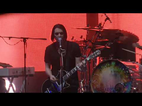 Placebo  Running Up That Hill  At Sziget 2014