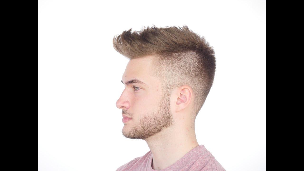Male Model Haircut TheSalonGuy