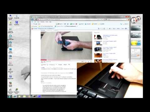 Wacom Bamboo Pen & Touch Mouse Mode