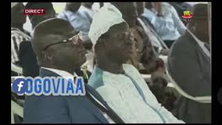 Présidentielle au Togo: la victoire de Faure Gnassingbé validée par la Cour constitutionnelle