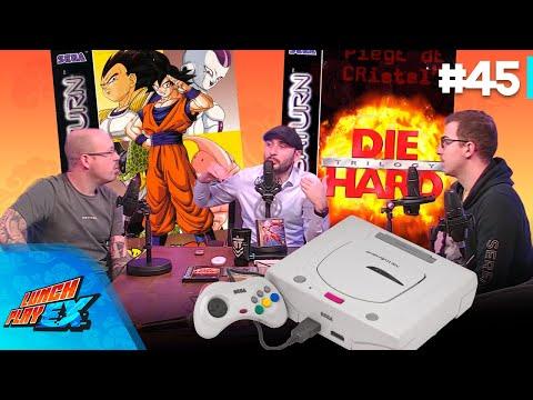 La Sega Saturn, était-elle la console 2D ultime ? | Lunch Play EX #45