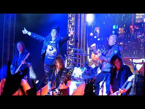 Helloween - Perfect Gentleman - 10/31/2017 - Live in Porto Alegre, Brazil