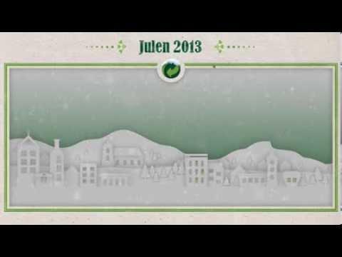 Youtube preview av filmen Grønt Punkt ønsker alle medlemmer og samarbeidspartnere en riktig god jul og et godt nyttår!