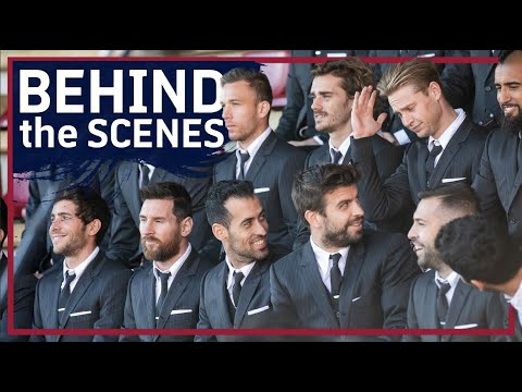 Making Of The Official 2019/20 Team's Photo Shoot
