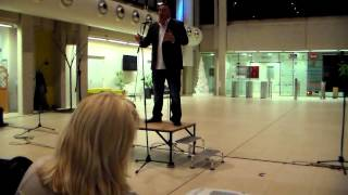Fine Voice Singers Academy - Maria sung by Simon Long