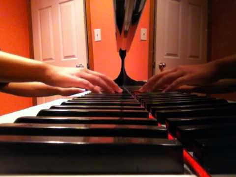 trey songz - holla if you need me piano cover