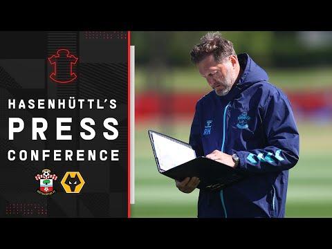 PRESS CONFERENCE: Ralph Hasenhüttl previews Wolverhampton Wanderers | Premier League