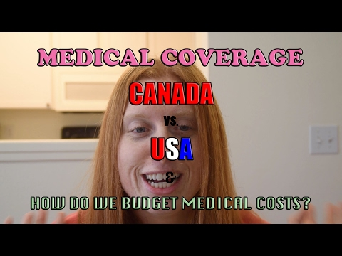 HEALTH CARE IN CANADA VS US ~ HOW WE BUDGET HEALTH CARE | Freckle Finance
