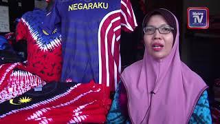 HM Viral - Empayar Kaki Lima bikin baju cun