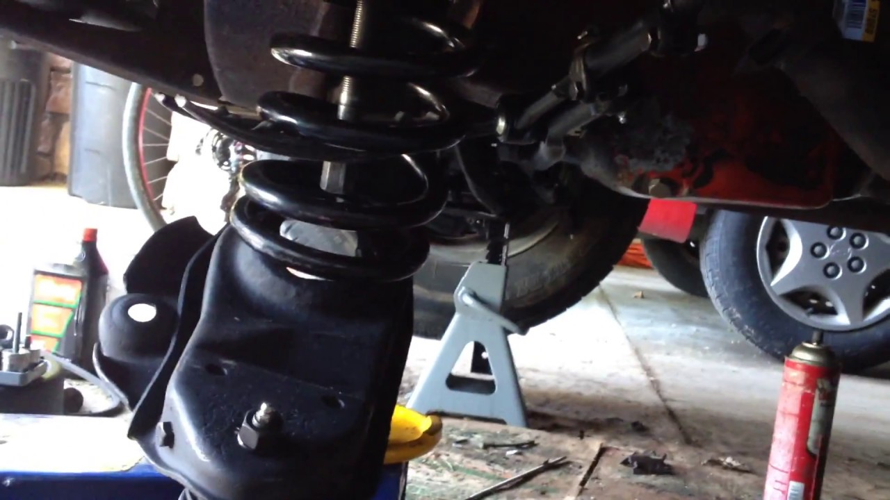 Chevelle/Impala Front Control Arm Bushings and Coil Springs- 66 Impala  Project Car