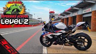 California Superbike School | Time To Improve My Track Skills! LEVEL 2
