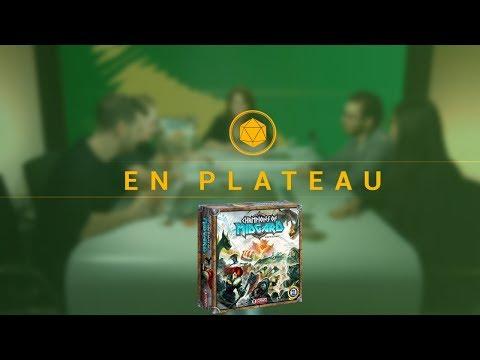 Champions de Midgard - En Plateau 30/11