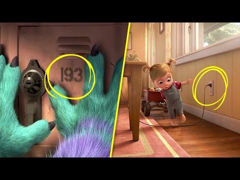10 Unglaubliche Fehler in Disney und Pixar Filmen