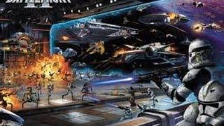 Star wars battlefront 2 Multiplayer space battle #2