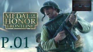 Medal of Honor Frontline Walkthrough Part 1