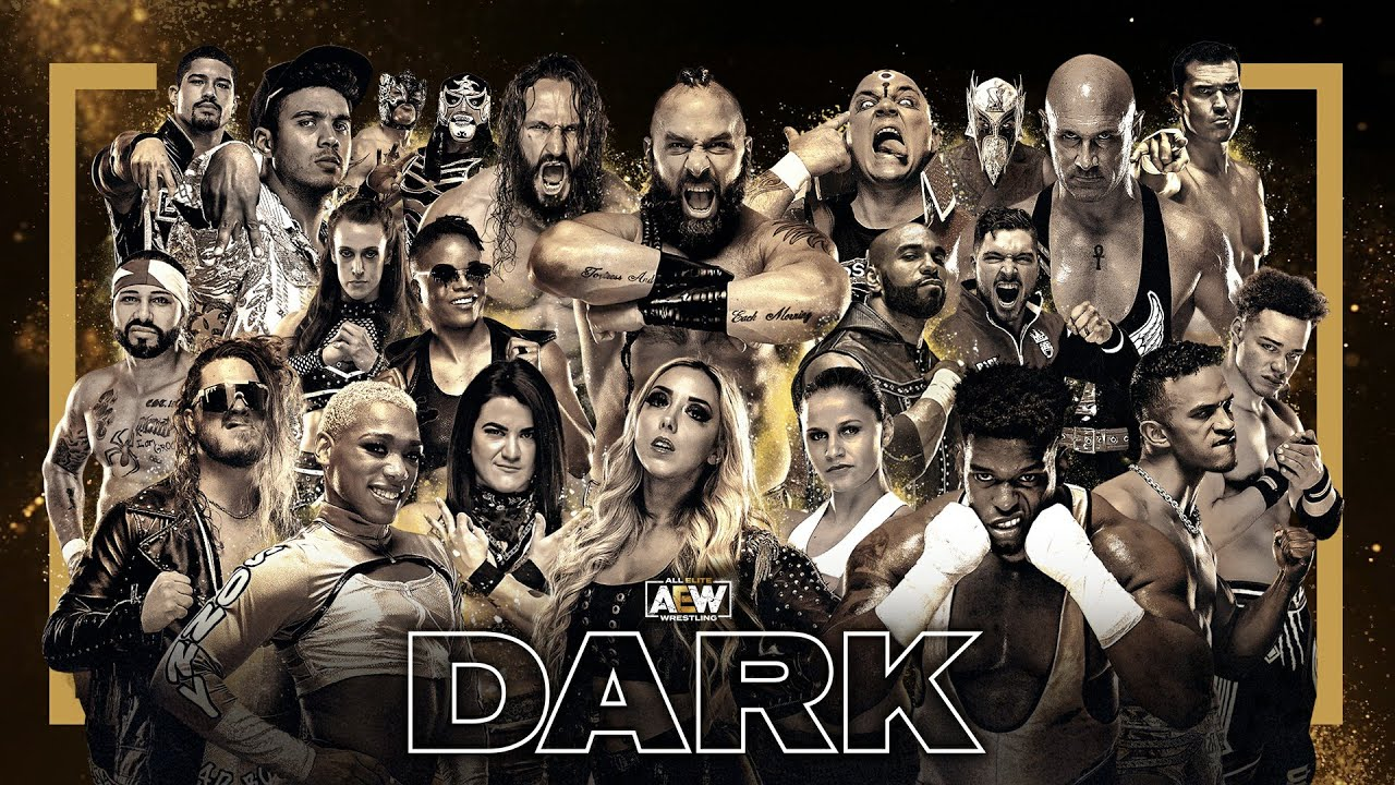 AEW Dark Episode 87 - May 4, 2021