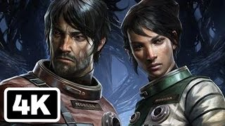 4K: 6 Minutes of Prey Running on PC Max Settings 60fps
