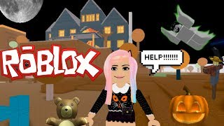 Roblox Haunted Mansion Halloween Roleplay - Halloween Games for kids