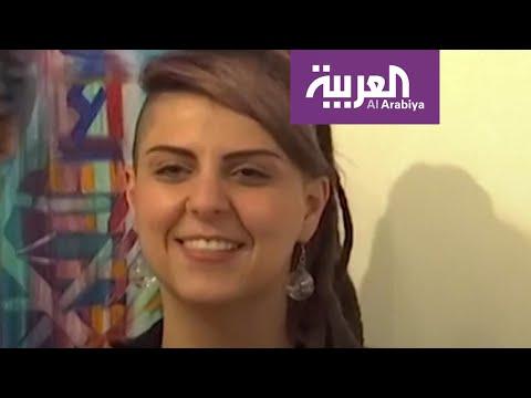 مدربة رقص أردنية  تبدع في تعليم النساء رقصة الدراويش
