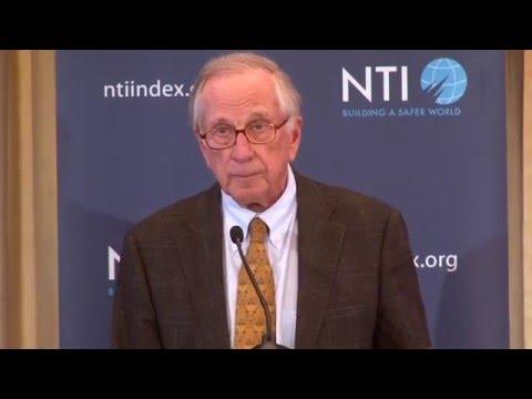 Remarks by former U.S. Senator Sam Nunn at the 2016 NTI Nuclear ...