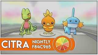 Citra Emulator Nightly [2x] | Pokemon Alpha Sapphire [1080p] | 3DS Emulator [#1]