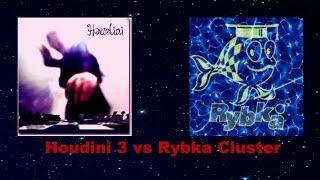 Houdini 3 Pro x64 vs Rybka Cluster 64 Cores  Part 2 of Game 6