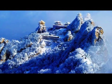 Laojunshan, Luoyang, Henan - China (HD1080p)