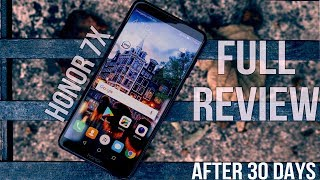Honor 7x After 30 days | Full Review | hindi|