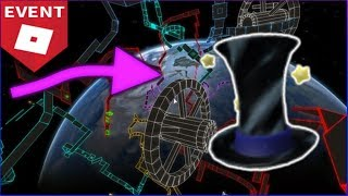 HOW TO GET THE HAT OF THE VOID! ALL CUBE LOCATIONS! | Roblox Universe Event