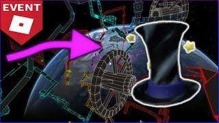COME OTTENERE IL CAPPELLO DEL VUOTO! CUBO: TUTTE LE DESTINAZIONI! | Roblox universo evento