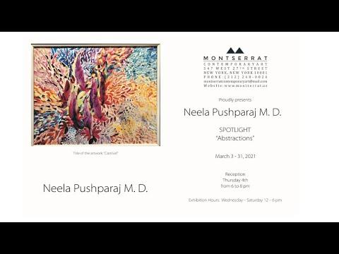 MONTSERRAT CONTEMPORARY ART - Neela Pushparaj