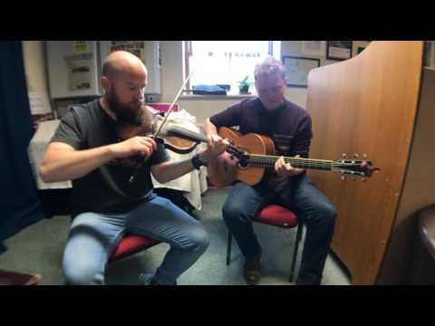 "Fergal Scahill's fiddle tune a day 2017 - Day 141- ""The Wedding Reel"""