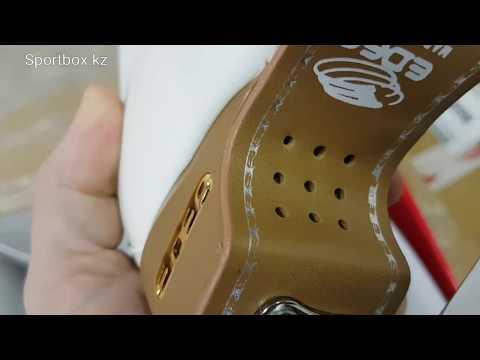 Коньки для фигурного катания Edea Brio с лезвиями Balance
