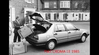 Fiat Croma,Versiones