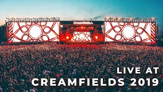 MK Live at Creamfields Festival 2019 - FULL SET